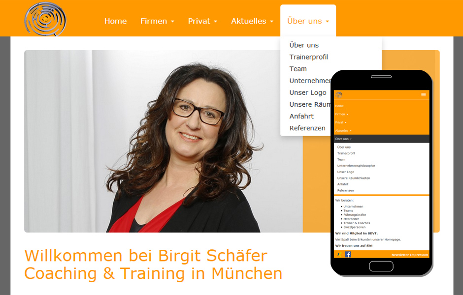 Coaching-Training Birgit Schäfer