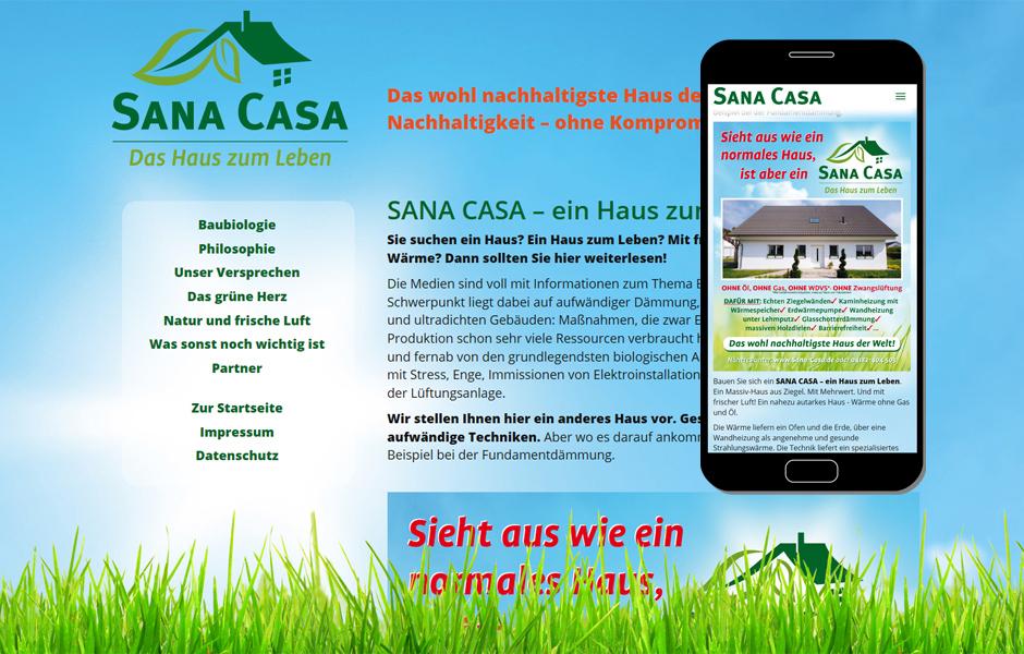 Sana Casa - Das Haus zum Leben